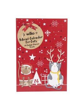 Wilko Christmas Cat Treat Advent Calendar Wilko Christmas Cat Treat Advent Calendar by Wilko
