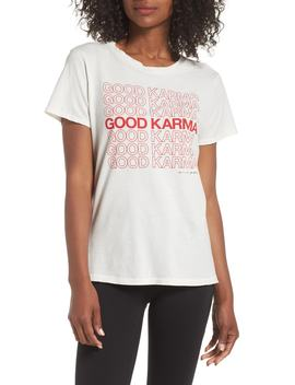 Good Karma Aurora Tee by Spiritual Gangster