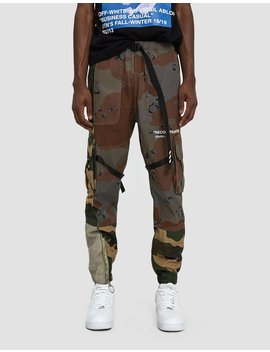 Reconstructed Cargo Pant by Off White