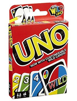 Mattel Uno Card Game by Mattel