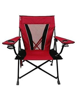 Kijaro Xxl Dual Lock Portable Camping And Sports Chair by Kijaro