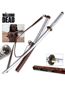 Master Cutlery The Walking Dead Movie Hand Forge Sword by Master Cutlery
