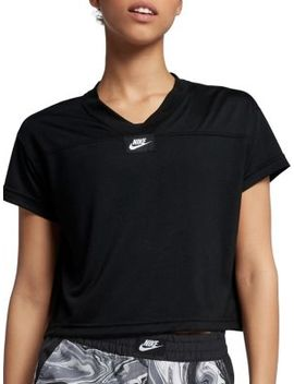 Sportswear Short Sleeve Cropped Top by Nike