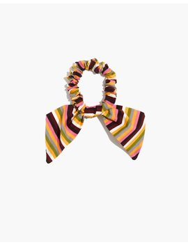 Bow Scrunchie by Madewell