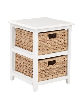 Beachcrest Home Kyoko 2 Drawer Storage Chest & Reviews by Beachcrest Home