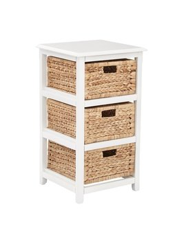 Beachcrest Home Kyoko 3 Drawer Storage Chest & Reviews by Beachcrest Home