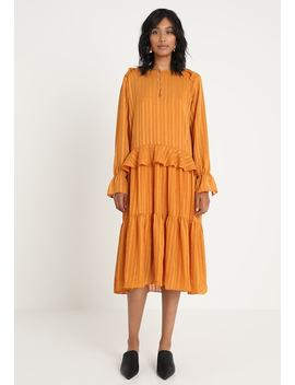 Honey Midi Dress   Sommerkjoler by Second Female