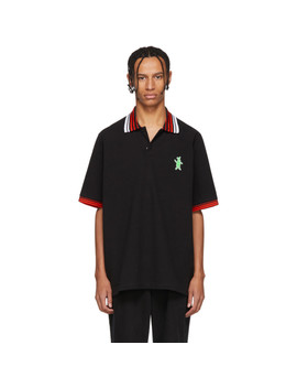 Black & Red Bunny Polo by Marni Dance Bunny
