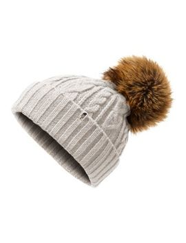 Women's Oh Mega Fur Pom Beanie by The North Face