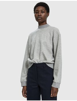 Mock Neck Sweatshirt by Creatures Of Comfort
