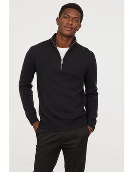 Pullover Mit Kragen by H&M