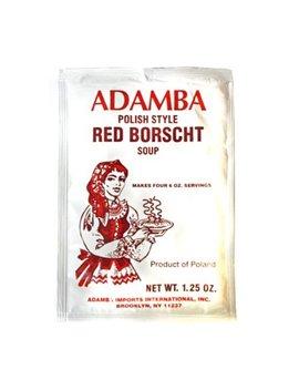 Adamba Polish Style Red Borscht Soup Mix (3 Pack) by Adamba