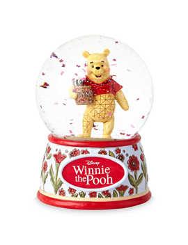 Winnie The Pooh 'silly Old Bear' Snowglobe   Jim Shore by Disney