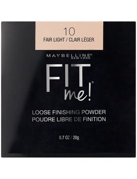 Maybelline Fit Me Loose Finishing Powder, Fair Light by Maybelline