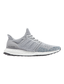Adidas Men's Ultra Boost Clima Running Shoes   Grey/Teal by Sport Chek