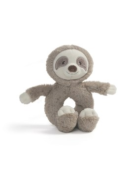 Baby Toothpick Sloth Rattle by Gund