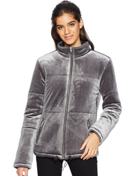 High Neck Puffer Jacket by Romeo & Juliet Couture