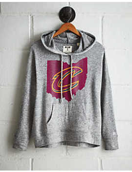 Tailgate Women's Cleveland Plush Hoodie by American Eagle Outfitters