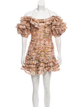 Zimmermann 2018 Painted Heart Dress W/ Tags by Zimmermann
