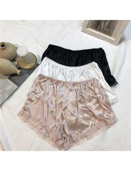 Mello   Lace Trim Under Shorts by Mello