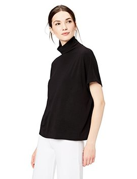 Daily Ritual Women's Slouchy Pullover Top by Daily+Ritual
