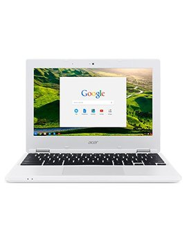Acer Chromebook 11, 11.6 Inch Hd, Intel Celeron N2840, 4 Gb Ddr3 L, 16 Gb Storage, Chrome, Cb3 131 C8 Gz by Acer