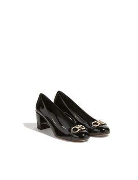Gancini Pump Shoe by Salvatore Ferragamo