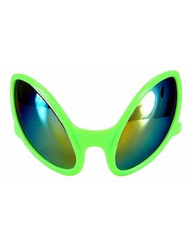 Close Encounter Alien Glasses by Elope