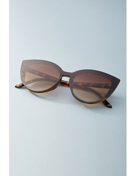 Kyla Cat Eye Sunglasses by Anthropologie