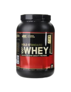 Optimum Nutrition Gold Standard 100% Whey Powder Chocolate 908g by Optimum Nutrition Gold Standard 100% Whey Powder Chocolate 908g