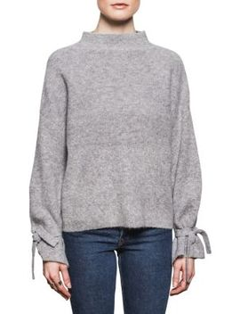 Genevieve Funnel Neck Sweater by Line