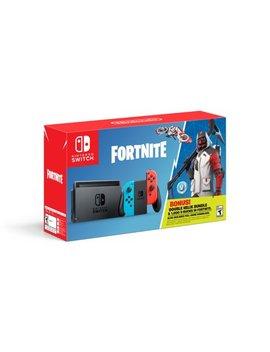 Nintendo Switch Fortnite Double Helix Bundle, Gray, Hacsap3 C1 by Nintendo