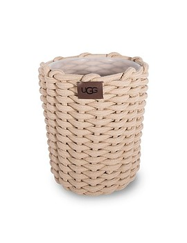 Ugg® Layla Wastebasket In Natural by Bed Bath And Beyond