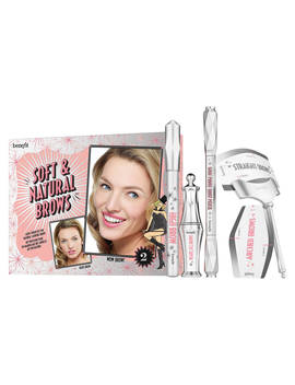 Benefit Soft & Natural Brow Kit, Light 02 by Benefit