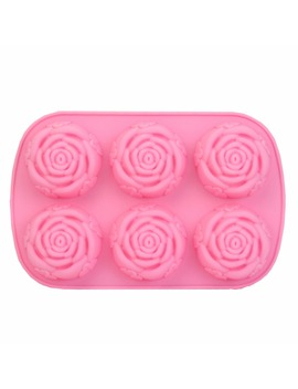 Silicone Soap Mould Diy Cake Chocolate Tray Baking Tools Candle Mold Craft by Ebay Seller