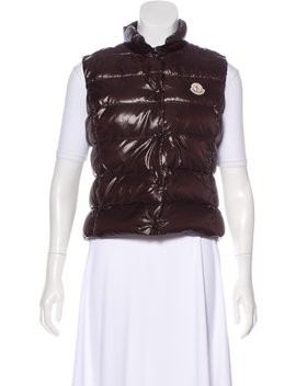 Ghana Down Vest by Moncler