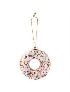 Ornament Donut Cream by Indigo