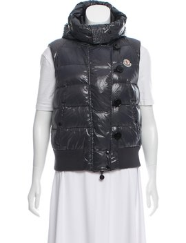 Tarn Puffer Vest by Moncler