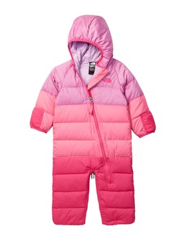 Puffer Bodysuit (Baby Girls) by The North Face