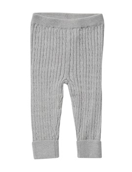Cable Knit Leggings (Baby Girls) by Joe Fresh