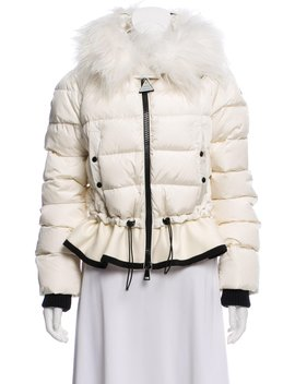 Veanne Hooded Jacket by Moncler