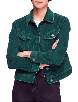 Nelson Corduroy Jacket by Free People