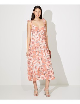 Floral Statement Maxi Dress by Sportsgirl