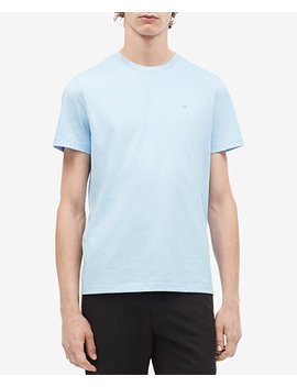 Men's Embroidered Logo T Shirt by Calvin Klein