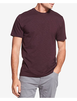 Men's Mercerized Solid T Shirt, Created For Macy's by Dkny