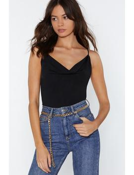 Cowl You're At It Top by Nasty Gal