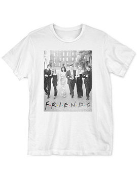 Men's Friends Graphic T Shirt by New World