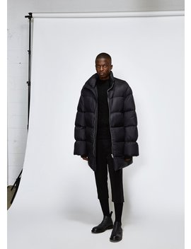 Jumbo Down Parka by Rick Owens
