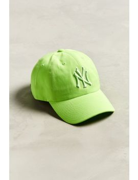 '47 Brand New York Yankees Neon Baseball Hat by '47 Brand