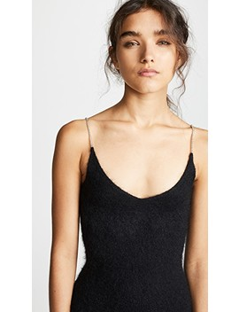 Brushed Mohair Tank Dress by 3.1 Phillip Lim